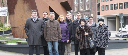 Treffen des 'Baltic Sea Network' in Hamburg