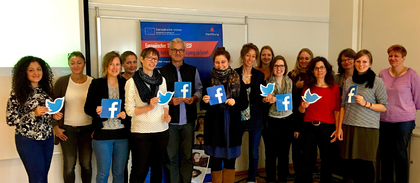 "ESF-Workshop ""PR & Social Media"""